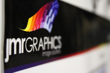 JMR Graphics Inc. Your number one vinyl graphics printer