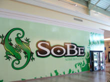 Sobe Vinyl Wall Decals