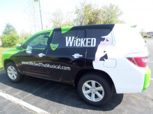 Wicked Vehicle Wrap