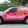Home Goods Vehicle Graphics