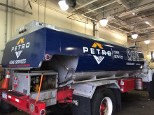 JMR Graphics Oil Tanker Wraps