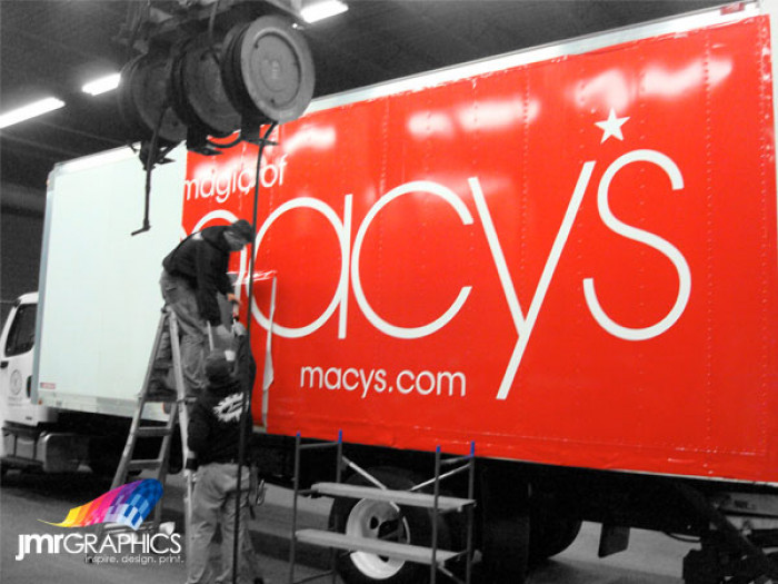 JMR Graphics Macys